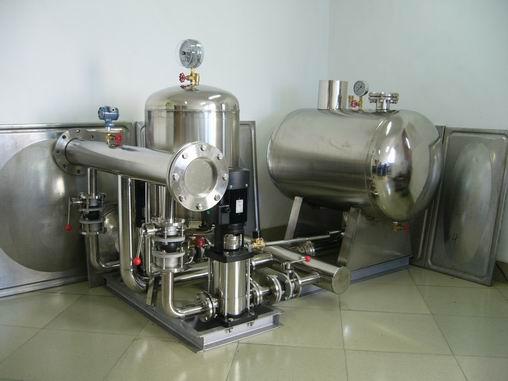 自动变频供水设备